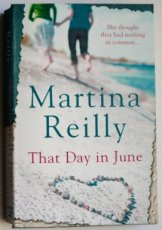 Reilly, Martina - That Day in June