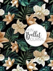 9789045323602 Mijn Bullet Journal Black Flower