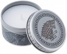Game of Thrones: House Stark Scented Candle, Small, Mint