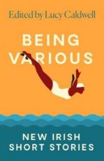 9780571342501 Various authors - Being Various: New Irish Short Stories
