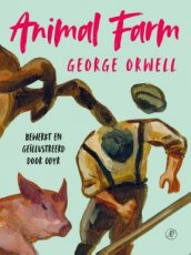 Orwell, George - Animal Farm (graphic novel)