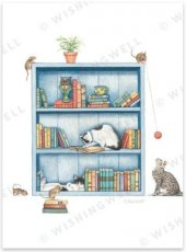 Cats / Books